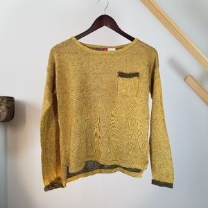 Divided Sweater Long Sleeve XXS   X-Small   Small